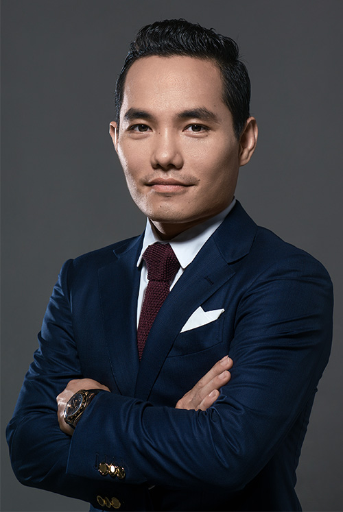 Mr. Tin Nguyen