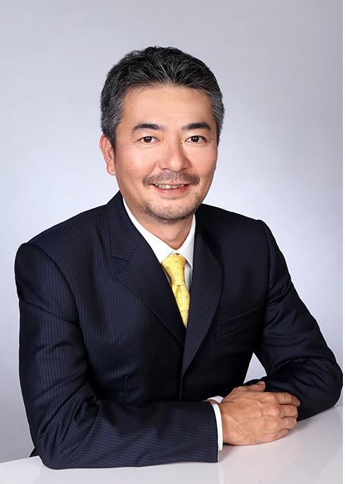Ông Yamaguchi  Trưởng đại diện tập đoàn Creed (Nhật Bản) tại Việt Nam