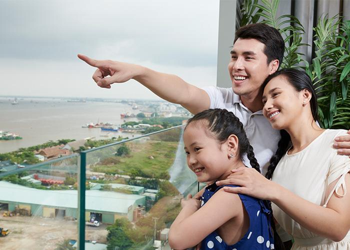 Anh Huy Toàn – Cư dân Riverside