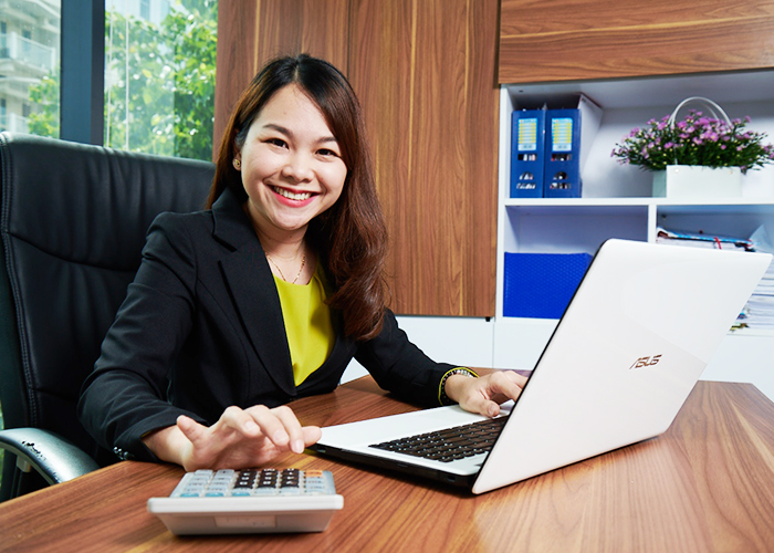 Pham Thi Tra My – Accountant Department